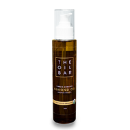Sweet Almond Virgin Organic Carrier Oil