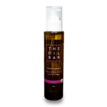 Grapeseed Virgin Organic Carrier Oil