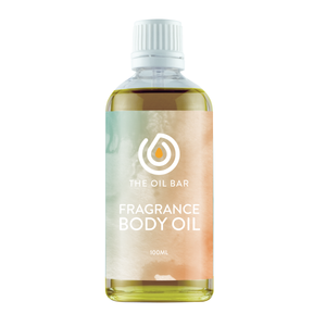 Nag Champa Fragrance Body Oil 100ml