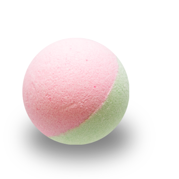 No. 6 Strawberry Basil Margarita Bath Bomb