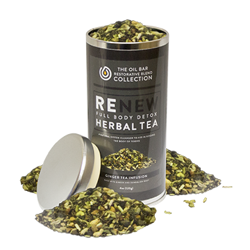 Renew Full Body Detox Herbal Tea