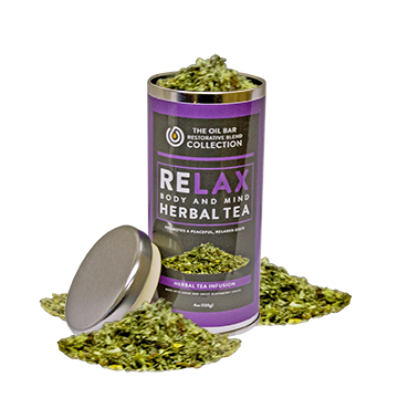 Relax Body & Mind Herbal Tea