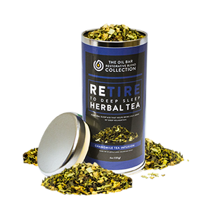 Retire To Deep Sleep Herbal Tea