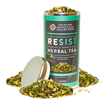 Resist Virus & Infections Green Tea Infusion