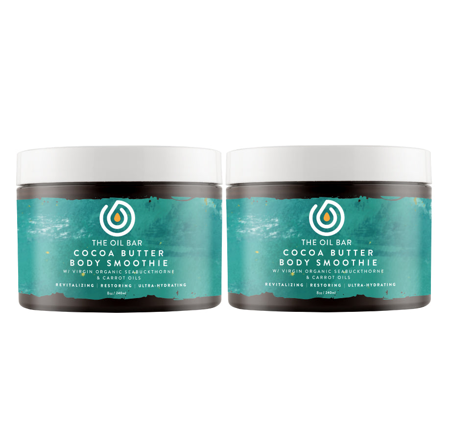 Aromatherapy Cocoa Butter Body Smoothie (2 Pack)