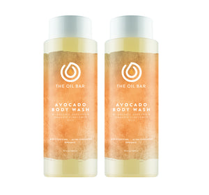 Avocado Body Wash (2 pack)