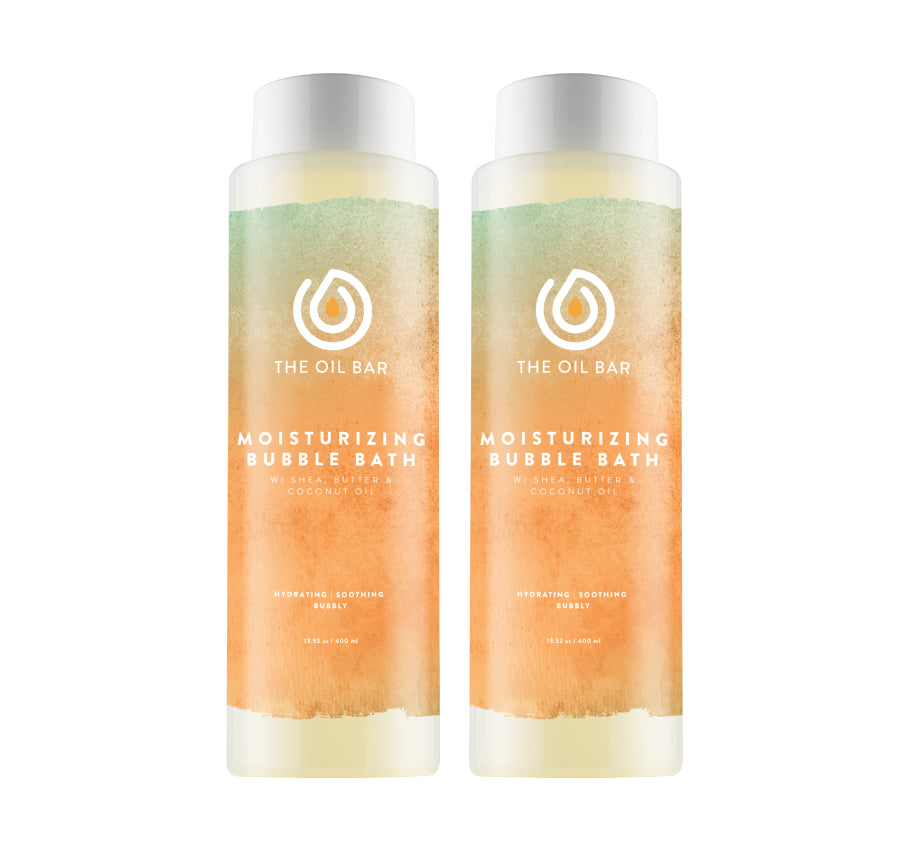 Moisturizing Bubble Bath (2 pack)