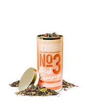 No. 3 Pink Champagne Green Tea Infusion