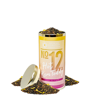 No. 12 Hot Rum Toddy Rooibos Tea Infusion