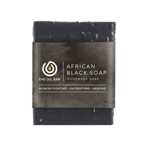 African Black All Natural Soap