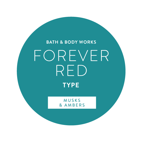 B&BW Forever Red Type