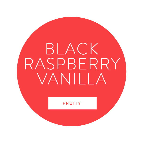 Black Raspberry Vanilla