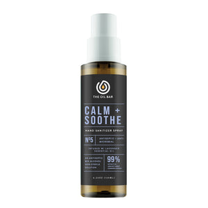 Calm + Soothe Hand Sanitizer Spray