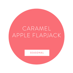 Caramel Apple Flapjack