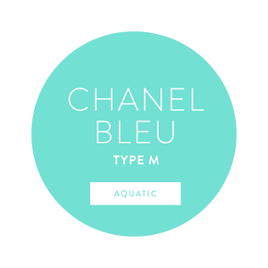 Chanel Bleu Type M