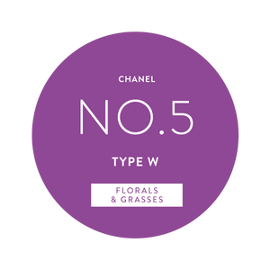 Chanel No. 5 Type W