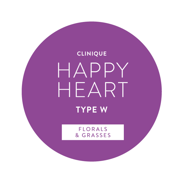 Clinique Happy Heart Type W