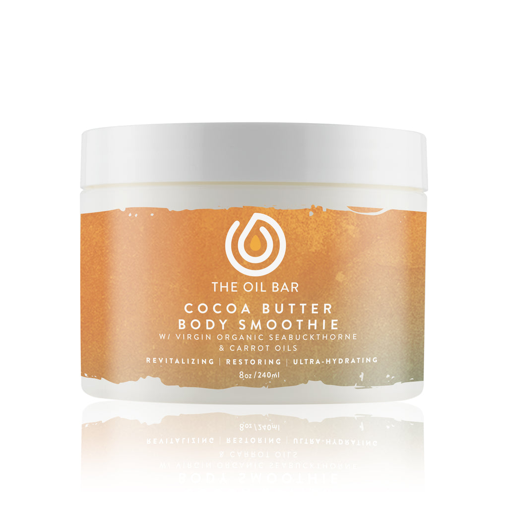 Cocoa Butter Body Smoothie infused with CBD Oil