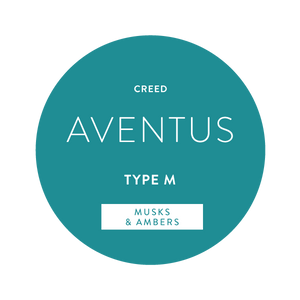 Creed Aventus Type M