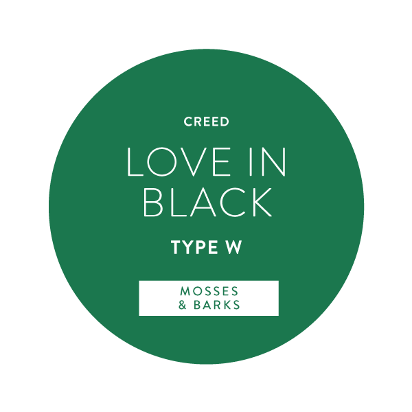 Creed Love In Black Type W