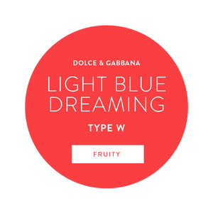 Dolce & Gabanna Light Blue Dreaming Type W