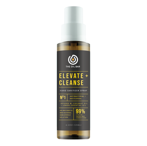Elevate + Cleanse Hand Sanitizer Spray