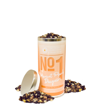No. 1 Apricot Peach Daiquiri Herbal Fruit Infusion