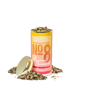No. 8 Pomegranate Lemonade White Tea Infusion