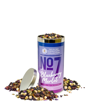 No. 7 Blueberry Merlot Herbal Fruit Tea Infusion