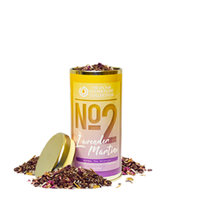 No. 2 Lavender Martini Herbal Tea Infusion
