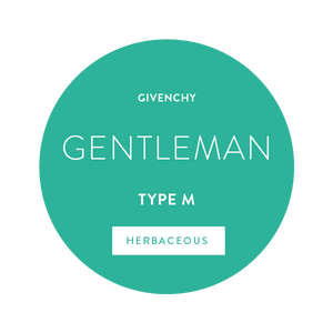 Givenchy Gentleman Type M
