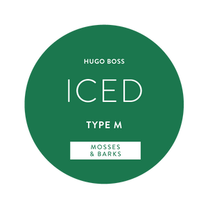 Hugo Boss Iced Type M
