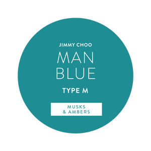 Jimmy Choo Man Blue Type M