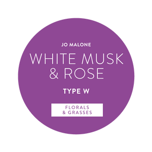 Jo Malone White Musk and Rose Type W