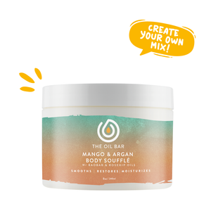 Mango & Argan Body Souffle