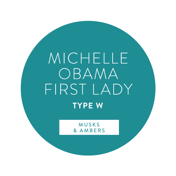 Michelle Obama First Lady Type W