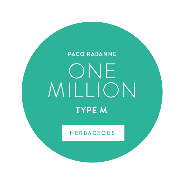 Paco Rabanne One Million Type M