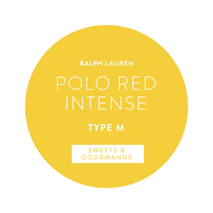 Polo Red Intense Type M