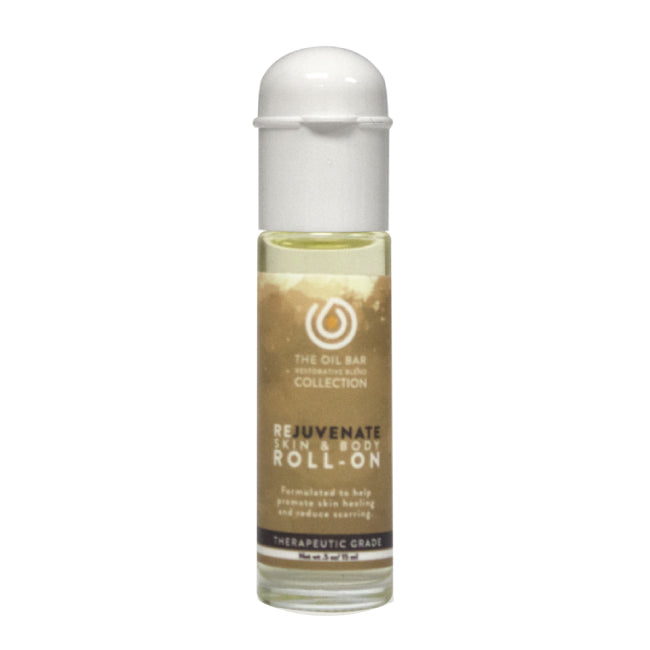 Rejuvenate: Skin & Body Synergy Blend Roll-on