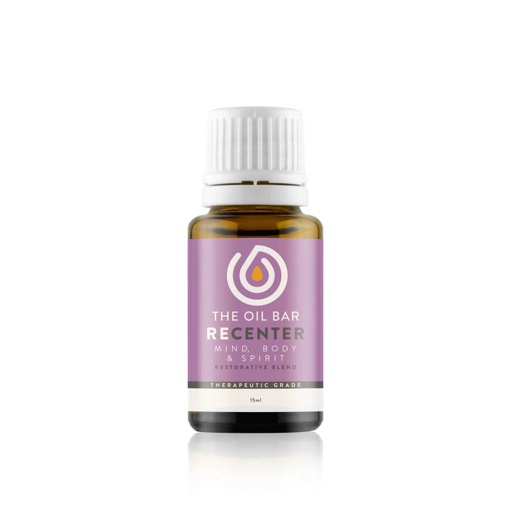 Recenter- Mind, Body & Spirit Restorative Blend