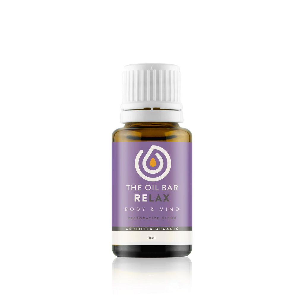 Relax - Body & Mind Restorative Blend