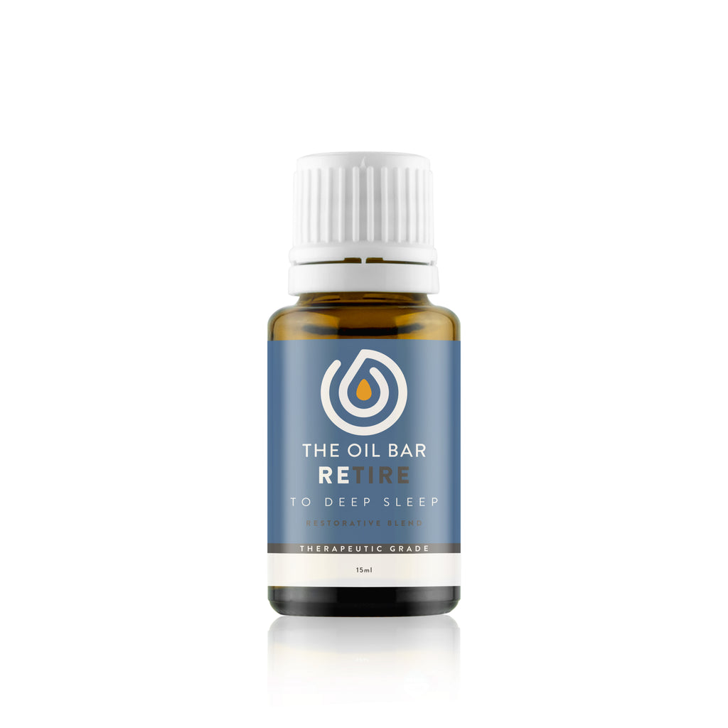 Retire- To Deep Sleep Restorative Blend