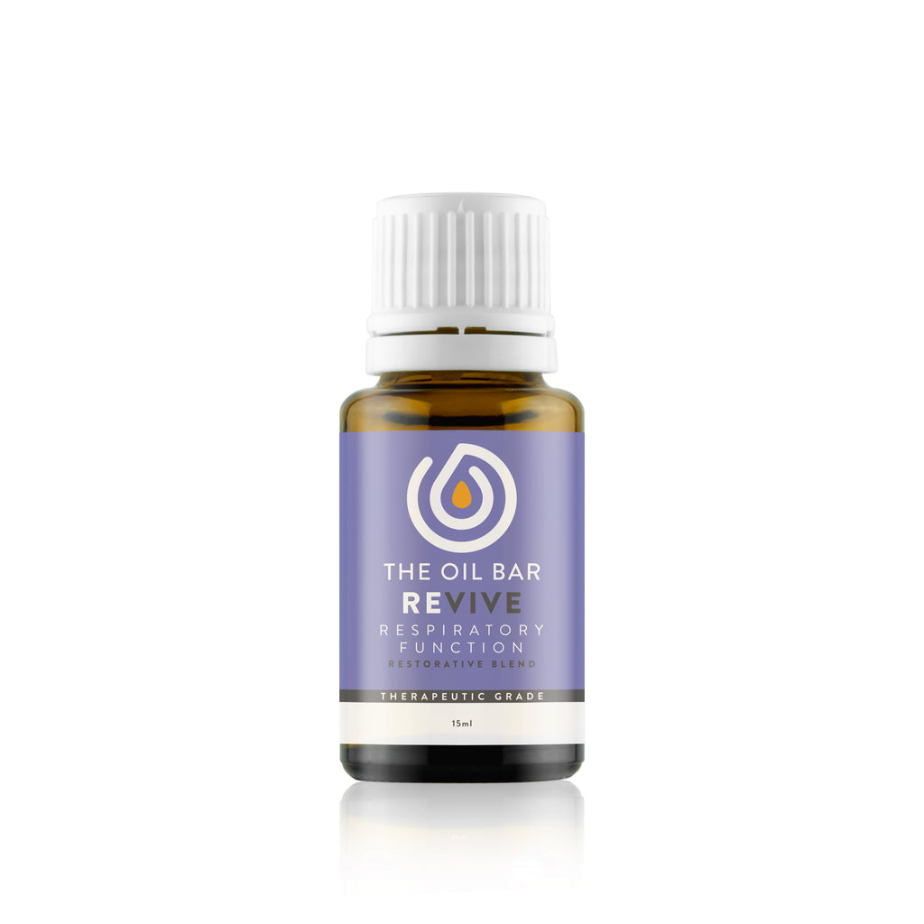 Revive - Respiratory Function Restorative Blend