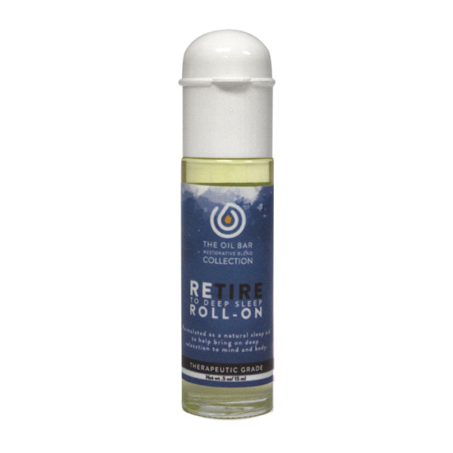 Retire: To Deep Sleep Synergy Blend Roll-on