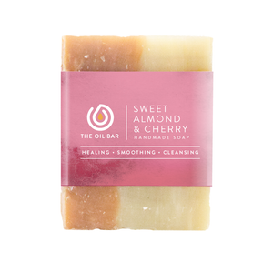 Cherry & Sweet Almond Natural Soap