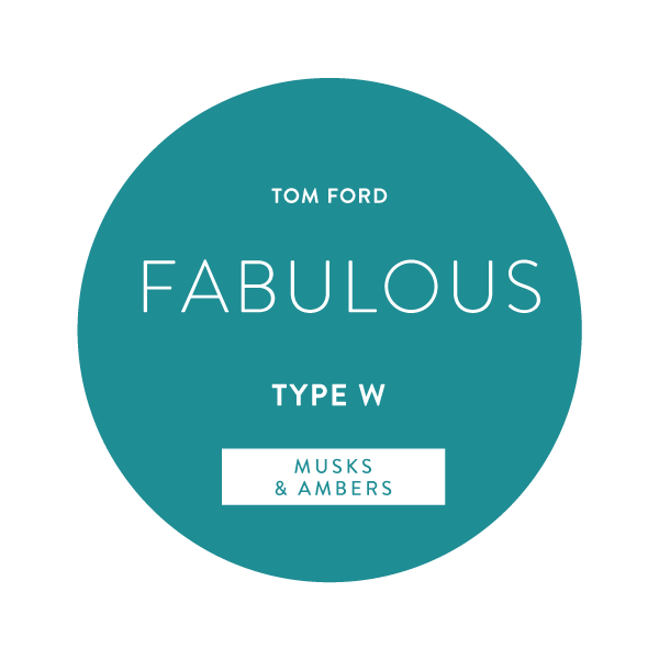 Tom Ford Fabulous Type W