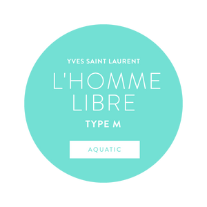 Yves Saint Laurent L'Homme Libre Type M