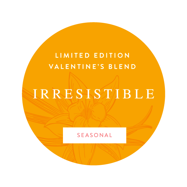 Irresistible Limited Edition Essential Oil Fusion Blend