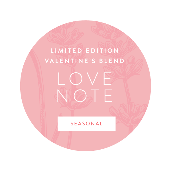 Love Note Limited Edition Essential Oil Fusion Blend