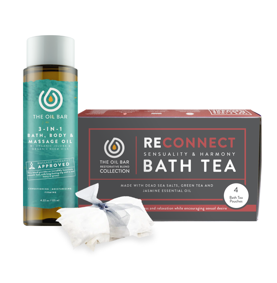 Reconnect Sensuality & Harmony Gift Set